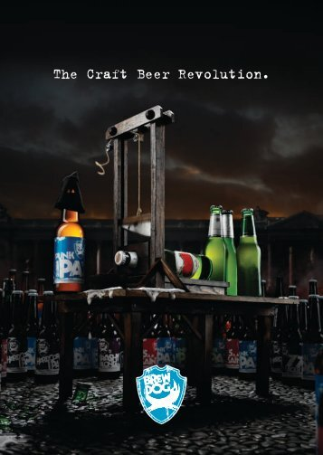 The Craft Beer Revolution. - BrewDog