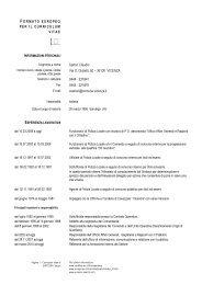 Sartori Claudio in formato Documento PDF - Comune di Vicenza
