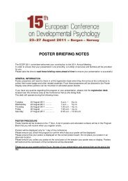 Poster guidelines - Kongress & Kultur