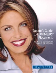 Doctor's Guide to LUMINEERS Placement - Giovanni Maria Gaeta