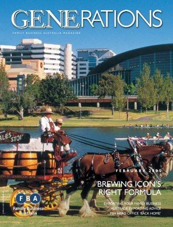 info - Family Business Australia