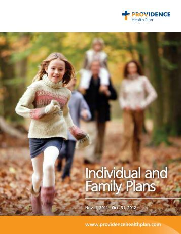 Individual and Family Plans - Affordable Health Insurance Quotes