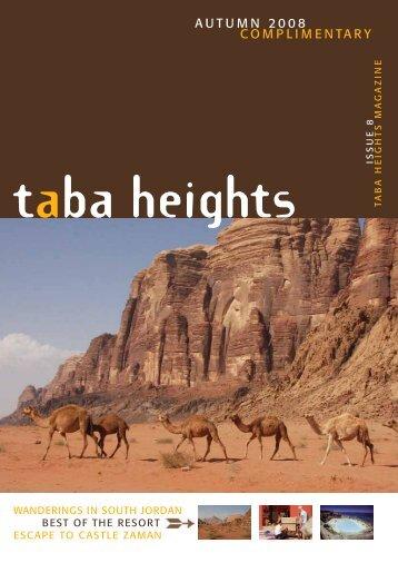 R - Taba Heights Magazine