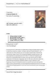 G/Geschichte 10, 2007 - Casimir Katz Verlag