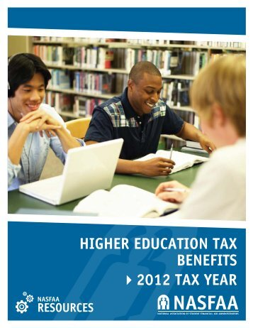 Higher Education Tax Benefits - 2011
