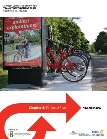 Chapter 8: Financial Plan - BikeArlington