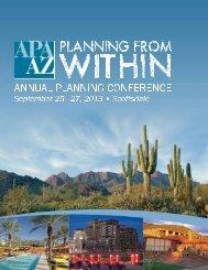 Download Full Brochure - Arizona Planning Association