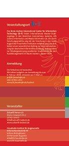 Einladungsflyer_Bonn - Logistikportal Lübeck - Page 4