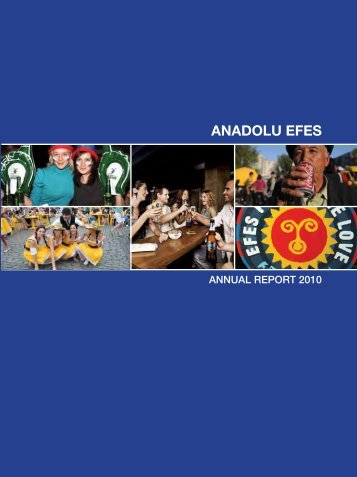 CREDIt RAtING OF ANADOLU EFES