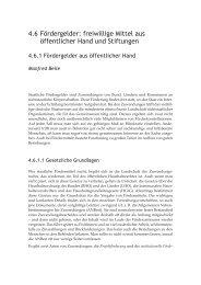 Fördermittel – planen, beantragen und nachweisen - EPN Hessen eV