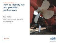 How to identify hull and propeller performance(0.55MB) - Bellona