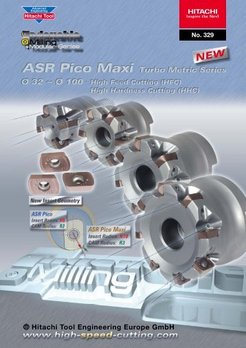 Hitachi Tool - ASR Pico Maxi No. 329