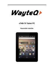 xTAB-70 Tablet PC