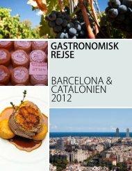 BARCELONA & CATALONIEN 2012 - Barcelona Rejser