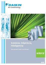 Daikin VRV 2009 katalóg.pdf - KLIMA s.r.o.