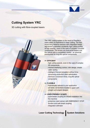 Cutting System YRC