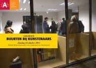 flyer Kunstroute - Gemeente Zwijndrecht