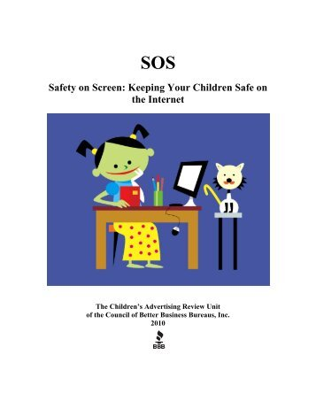 SOS - Safety on Screen: Keeping Your Children Safe on the Internet