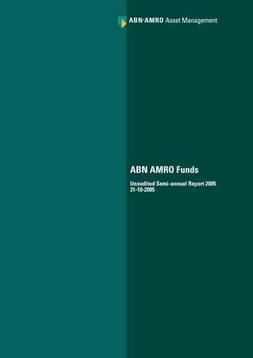 ABN AMRO Funds