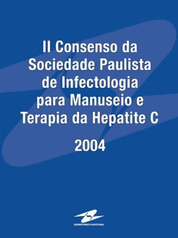 SPI_II Consenso tratamento hepatite C 2004 - Sociedade Brasileira ...