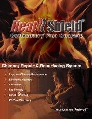 Chimney Repair & Resurfacing System Chimney Repair - YellowBot
