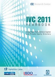 Chief Scientist's Letter to IVC 2011 Yearbook - IVC-Online