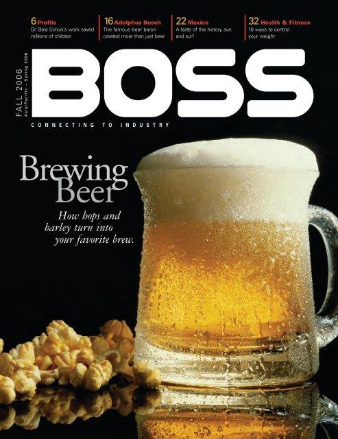 Brewing Beer - Dixon Valve