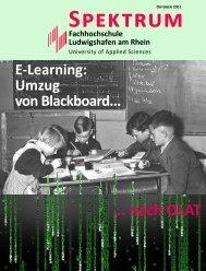 Go East 2011 - Fachhochschule Ludwigshafen am Rhein