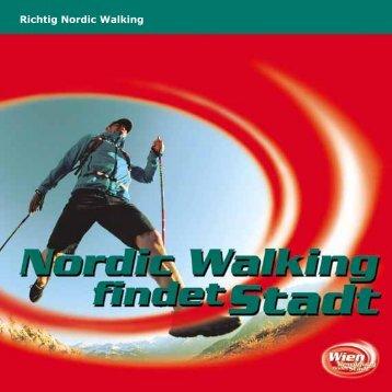 Nordic Walking findet Stadt - Club wien.at
