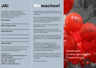 Mitträger - Erlassjahr.de