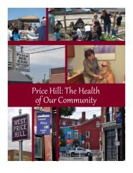 Price Hill: The Health of Our Community - The Health Foundation of ...