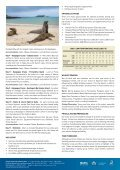 Galapagos Islands Cruise (Tour code: AAG) - Adventure holidays - Page 3