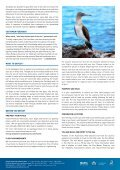 Galapagos Islands Cruise (Tour code: AAG) - Adventure holidays - Page 4