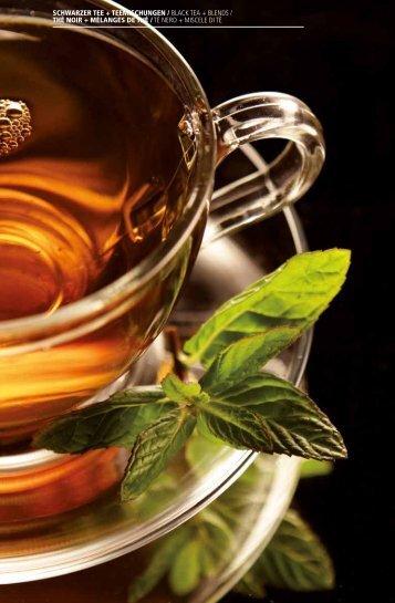 Schwarzer Tee - Mount Everest Tea Company GmbH