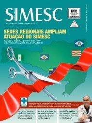 sedes regionais ampliam atuação do simesc - Sindicato dos ...