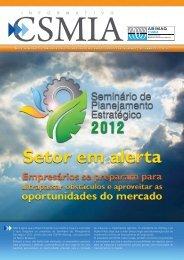 Informativo CSMIA edição 28 Novembro/11 - Associação Brasileira ...