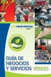 guía de negocios y servicios verdes - swisscontact