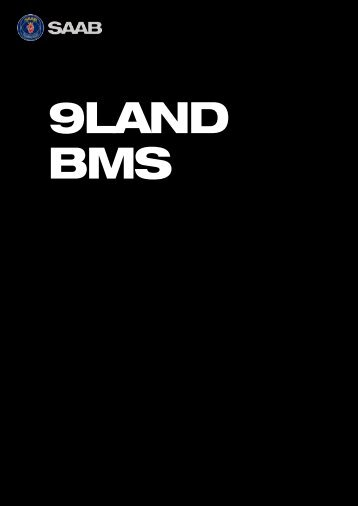 9Land BMS Brochure - Saab