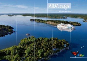 www.aida.de/verantwortung Nachhaltigkeitsbericht 2010