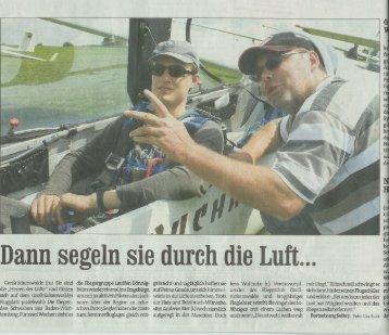 DannsegelnsiedurchdieLuft... - Segelflug.de
