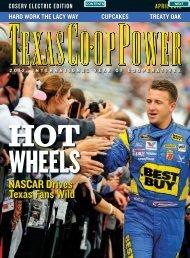 Texas Co-op Power • April 2012 - CoServ.com