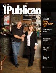 Barley Station Brew Pub - EMC Publications