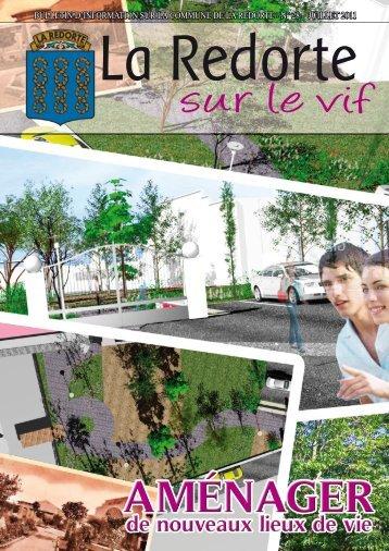 juillet 2011 - La Redorte