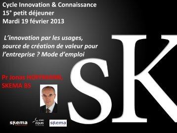 Innovation Usages - Skema