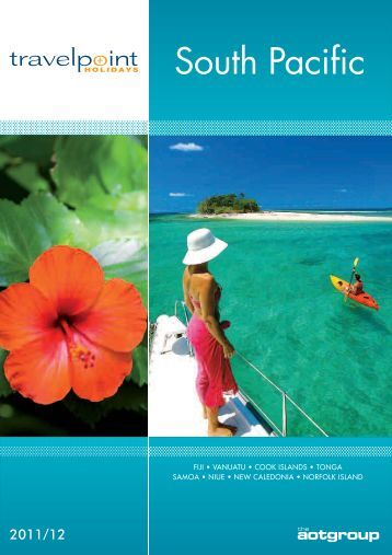 South Pacific - Sunlover Holidays