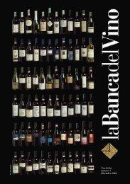 Newsletter numero 3 Dicembre 2004 - La Banca del Vino