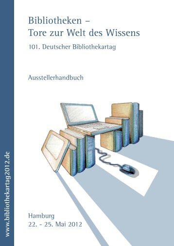 Ausstellerhandbuch - Bibliothekartag