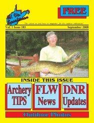 Vol. 1 Issue 183 September 2008 - Wvasportsman.net