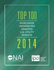 NAI-IPO-Top-100-Universities-2014