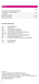 Empfehlenswerte Computer- & Konsolenspiele - wienXtra-spielebox - Seite 2